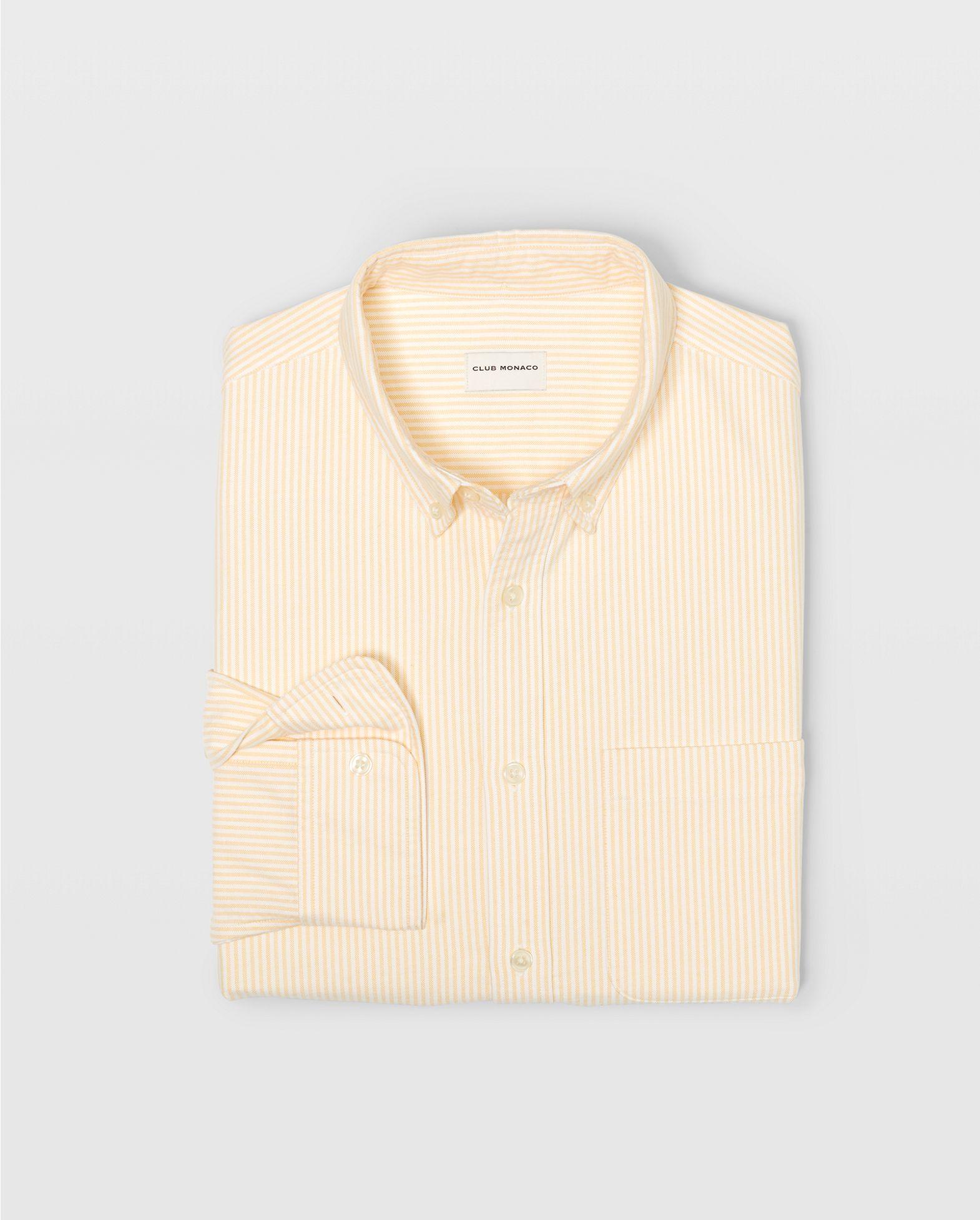 Oxford Stripe Shirt