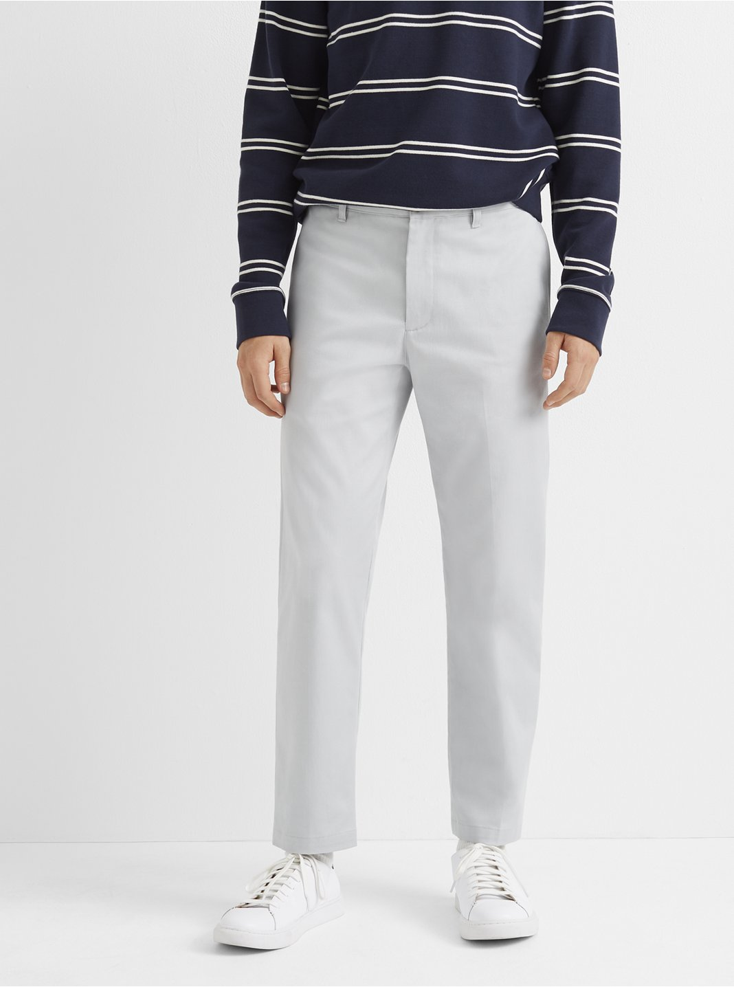 Uniform Cropped Pant
