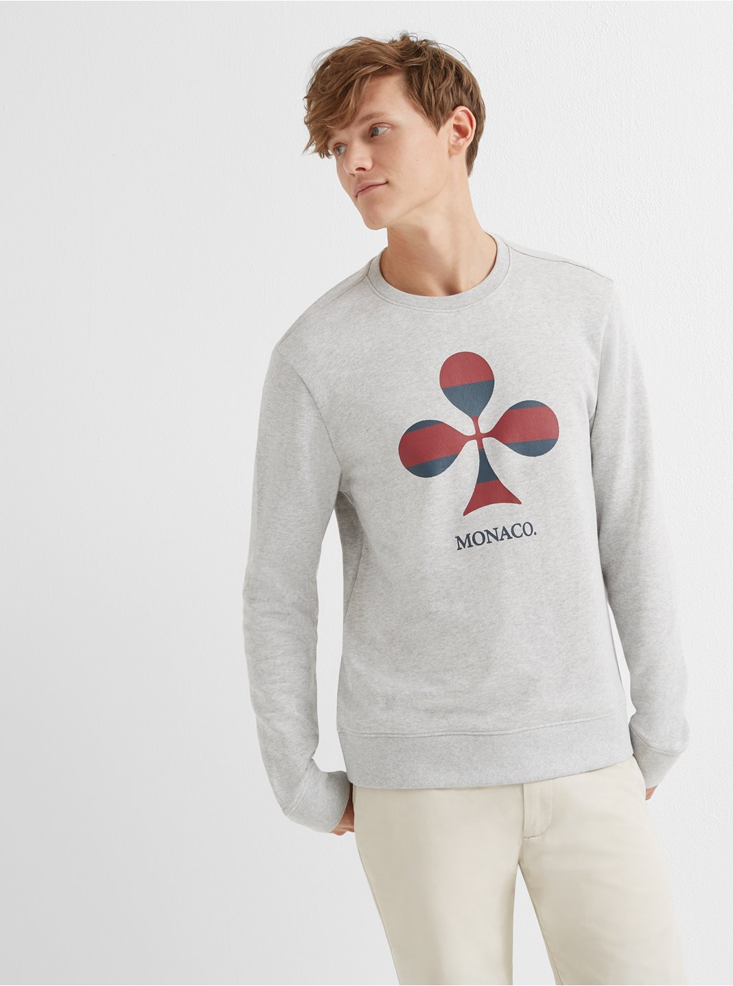 Club Graphic Sweatshirt