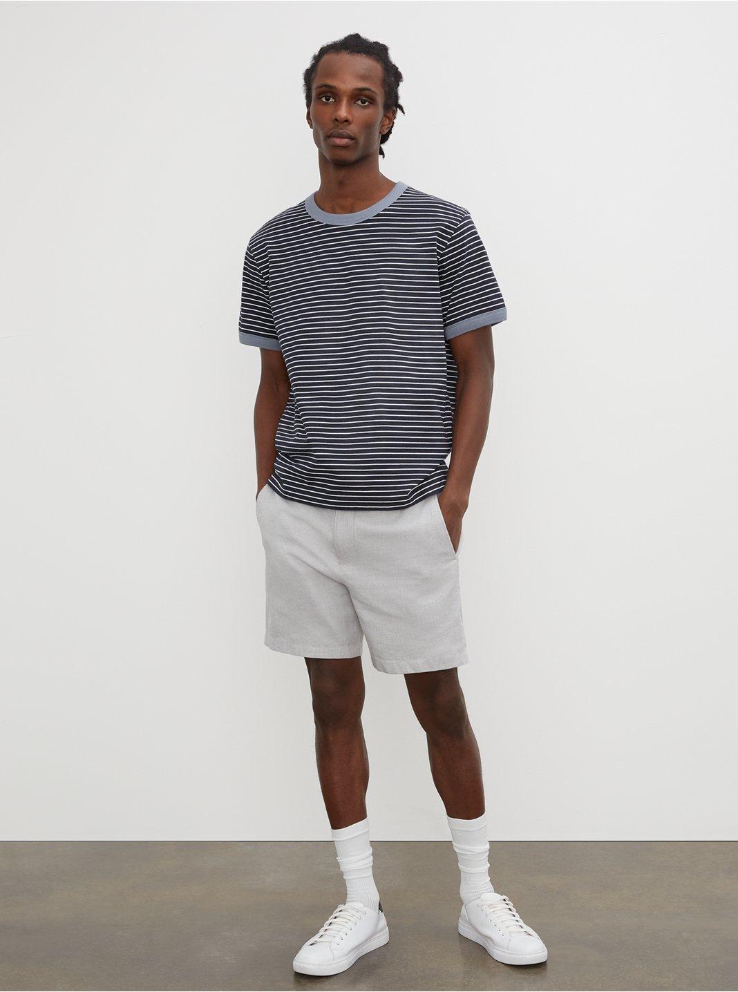 "Baxter Jaspe 7"" Shorts"