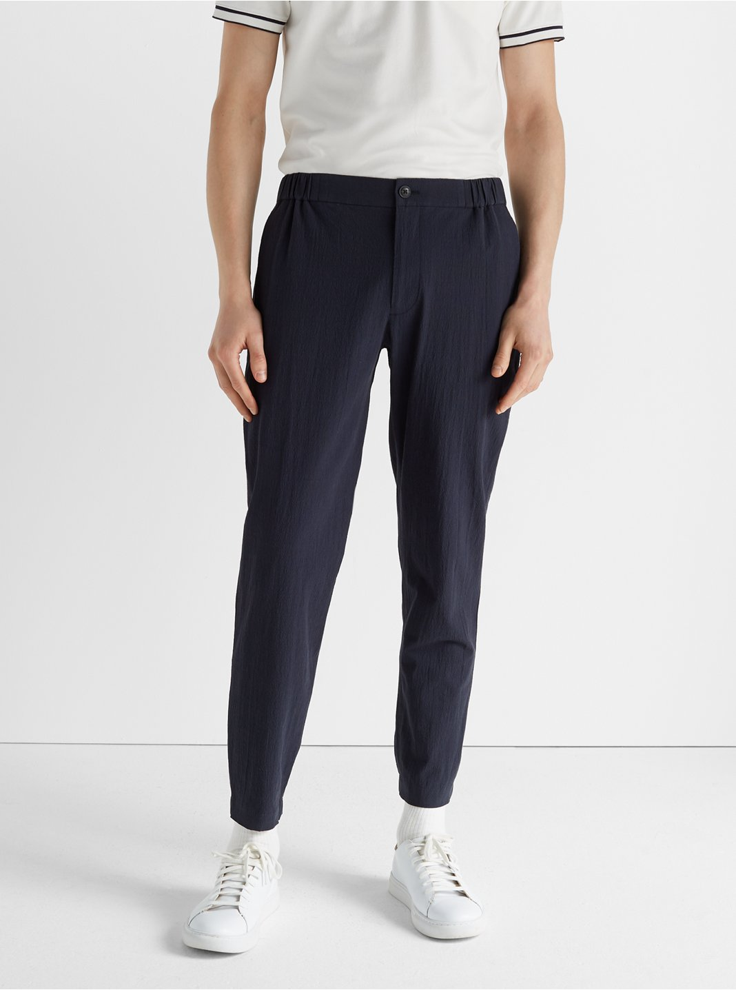 Lex Textured Pants