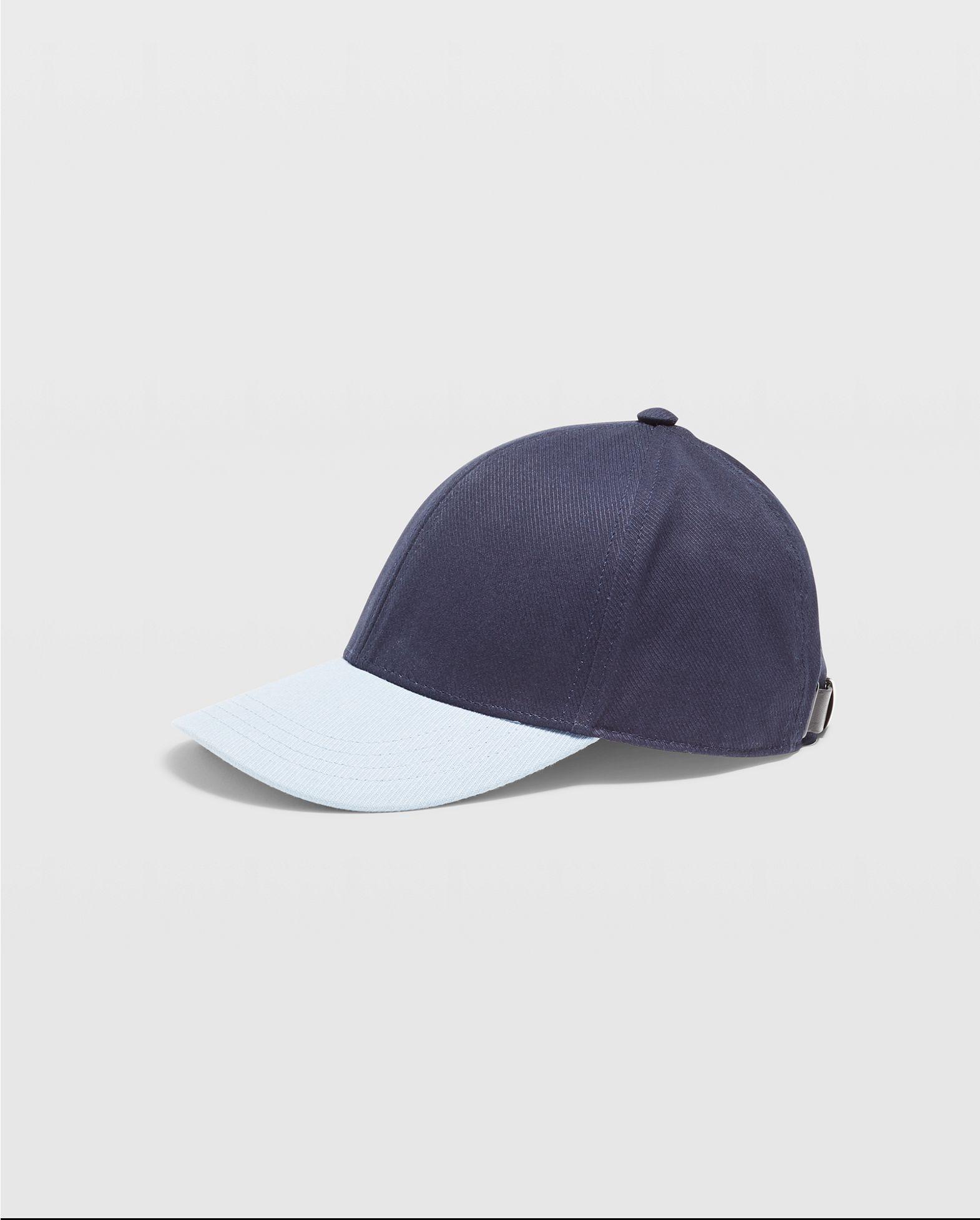 CLUB MONACO Colorblock Twill Hat