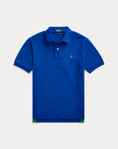 폴로 랄프로렌 보이즈 폴로셔츠 Polo Ralph Lauren The Earth Polo,Pacific Royal