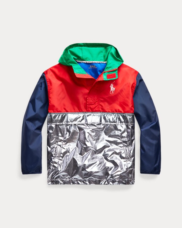 Water-Resistant Jacket