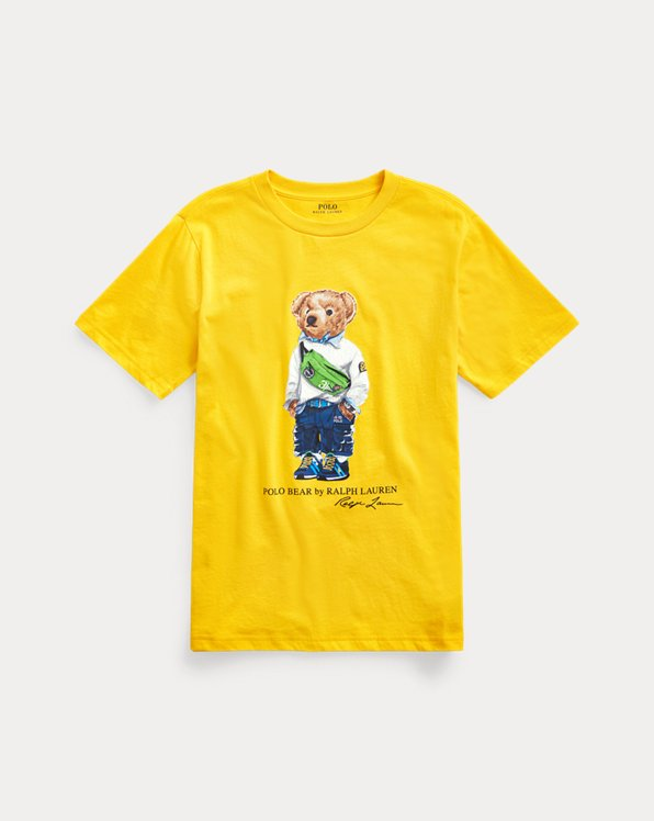 Fanny Pack Bear Cotton Tee