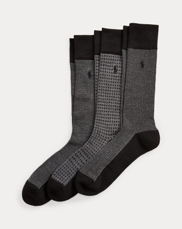 Performance Dress Sock 3-Pack