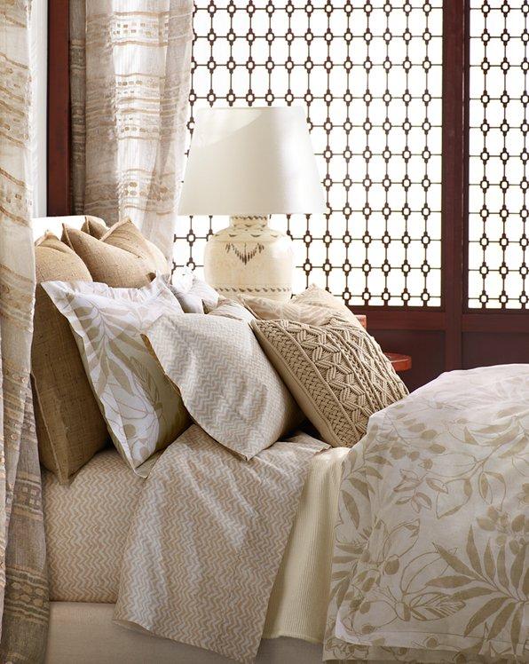 Palmetto Sateen Comforter