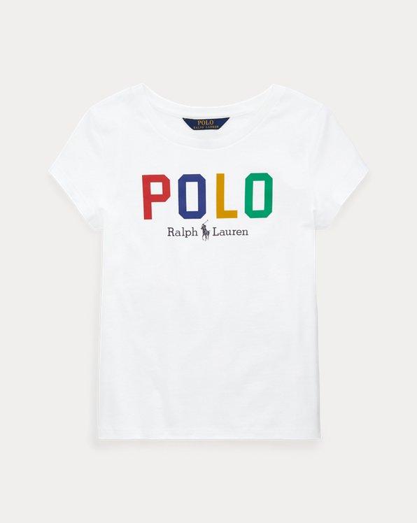 Camiseta de punto jerseycon estampado gráfico