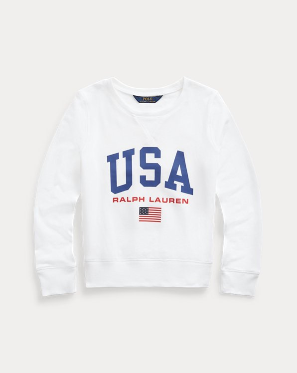 USA French Terry Pullover