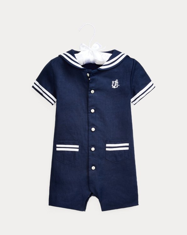 Sailor Linen Shortall