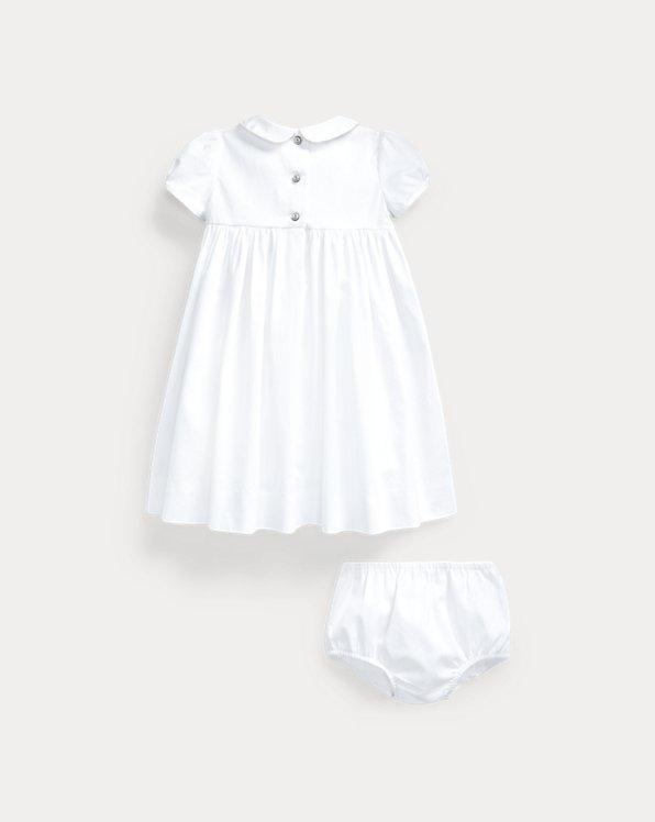 Smocked Dress & Bloomer