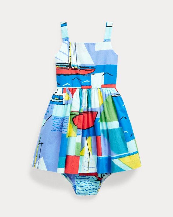 Nautical Dress & Bloomer
