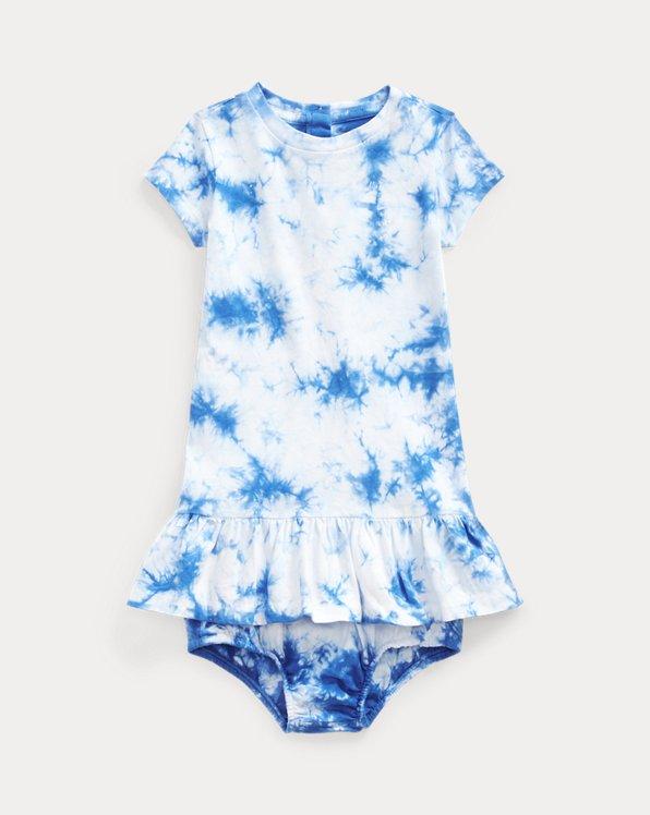 Tie-Dye Dress & Bloomer