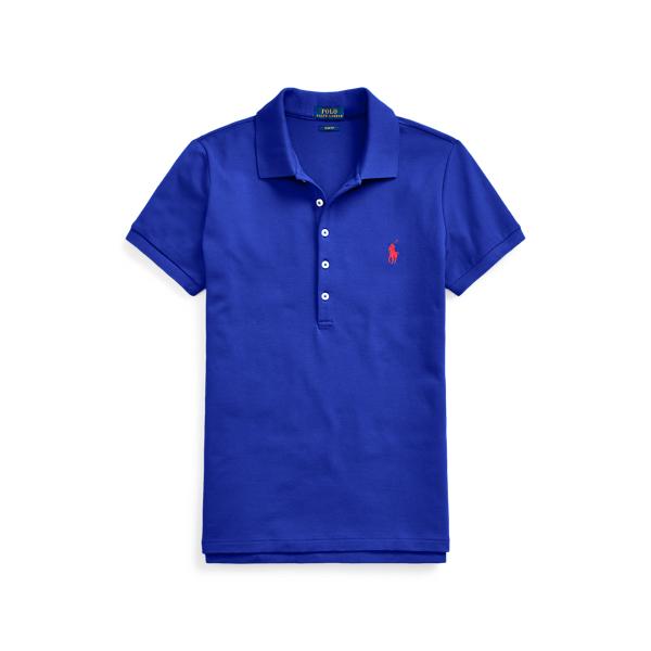 폴로 랄프로렌 Polo Ralph Lauren Slim Fit Stretch Polo Shirt,Heritage Royal/C3870