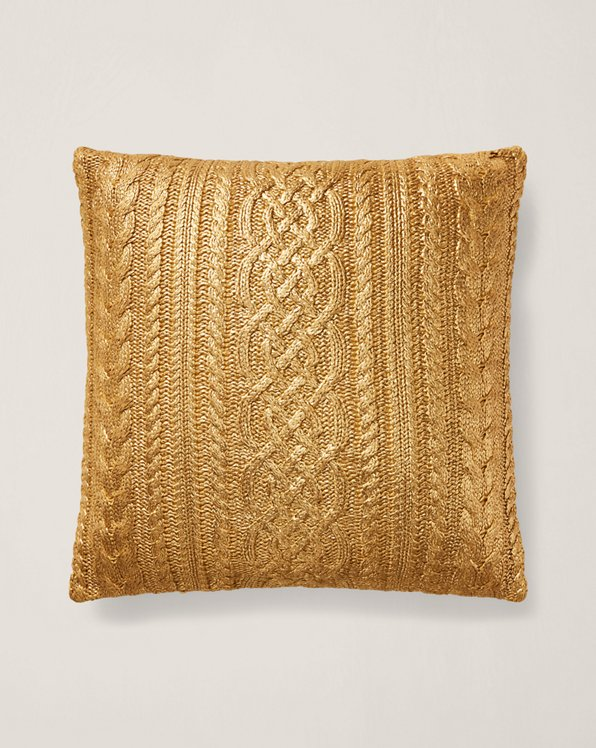 Garen Throw Pillow