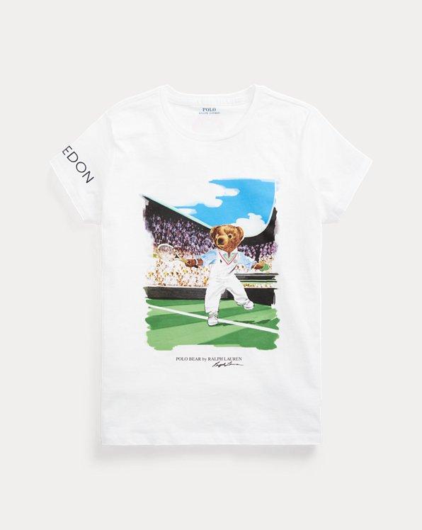 Wimbledon Polo Bear Tee