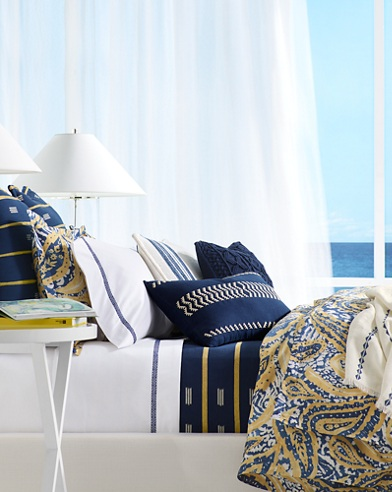 Parrot Cay Bedding Collection