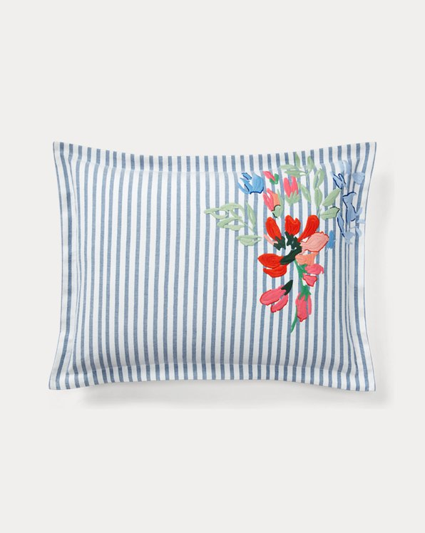 Maggie Striped Throw Pillow