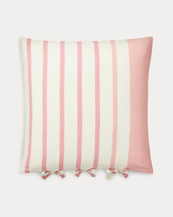 Allie Striped Throw Pillow