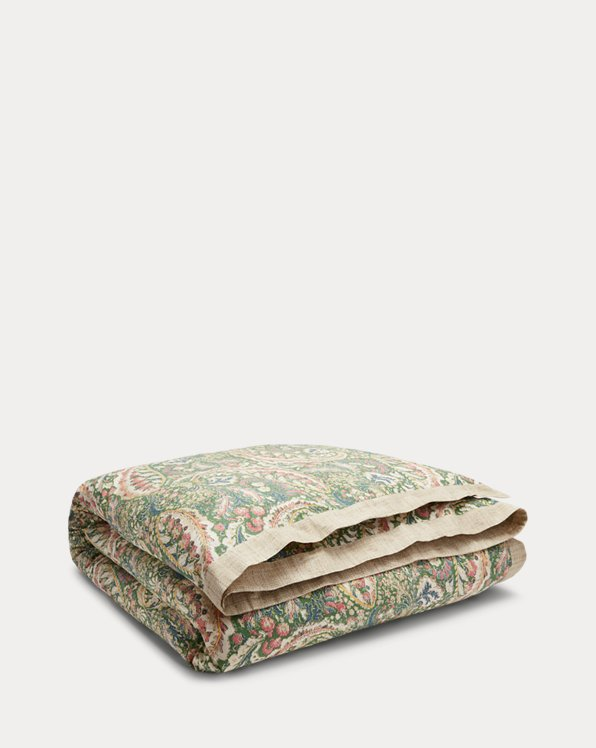 Allie Paisley Duvet Set