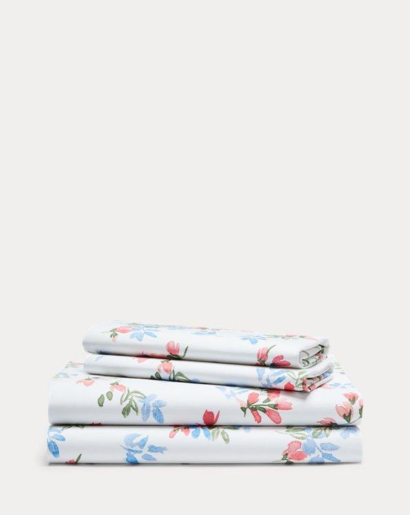 Maggie Floral Sheet Set