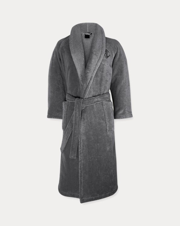 Langdon Shawl-Collar Bathrobe