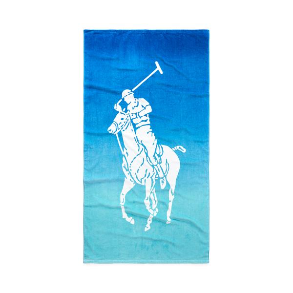 Ombre Beach Towel