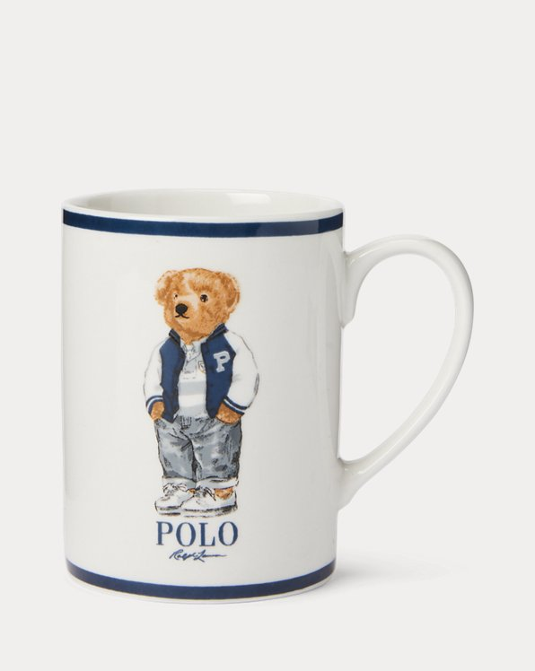 Becher mit Polo Bear