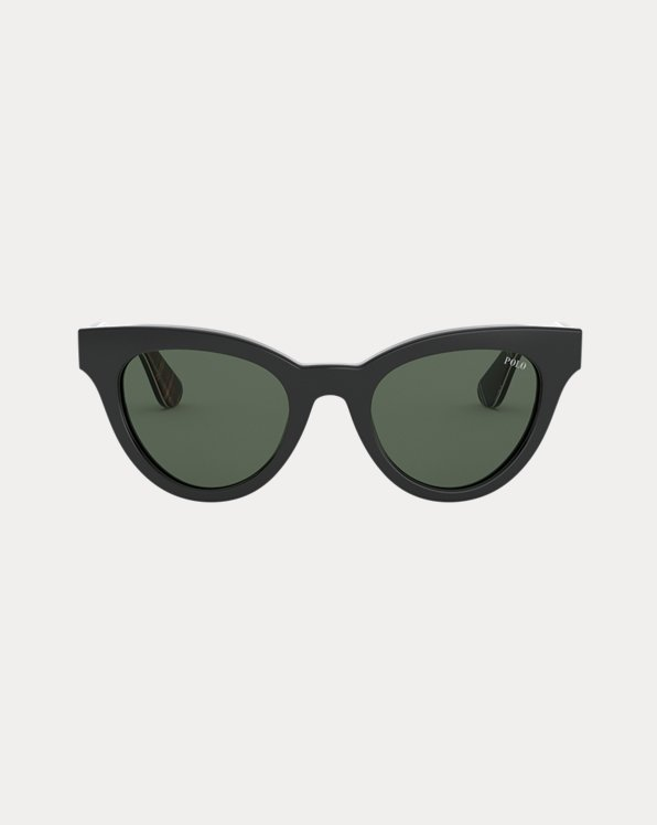 Preppy Cat-Eye Sunglasses