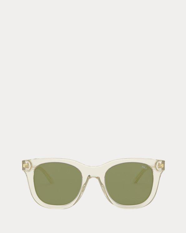 Square-Shaped Sunglasses