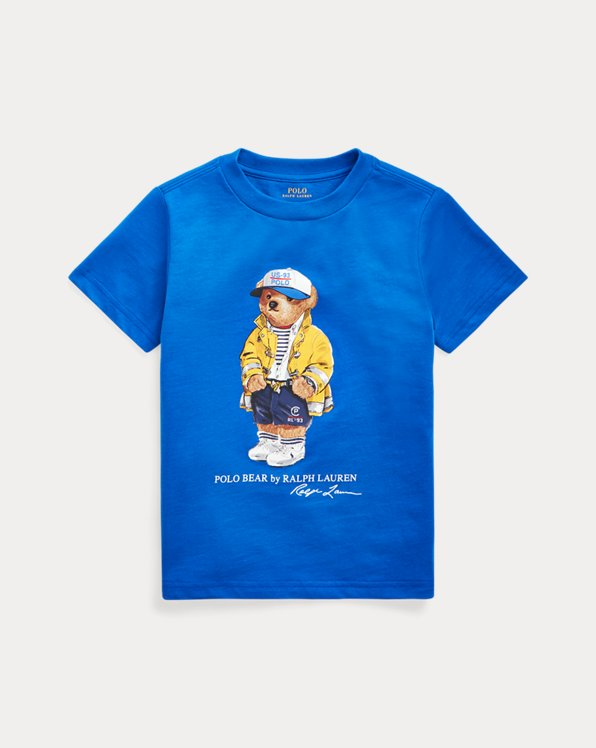 CP-93 Baumwoll-T-Shirt mit Bear