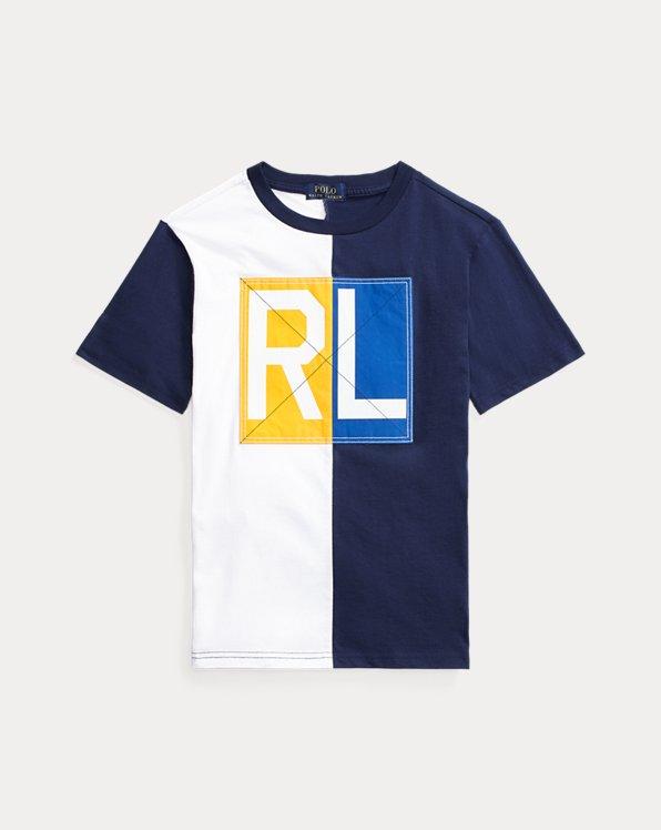 Maglietta in jersey di cotone con grafica