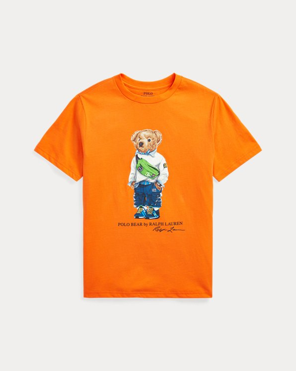 Bumbag Bear Cotton Tee