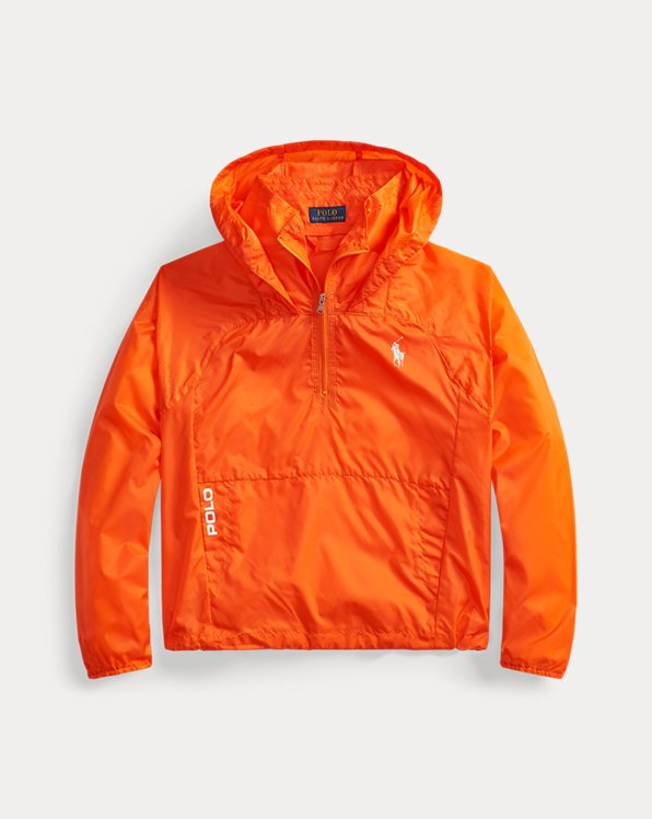 Water-Resistant Windbreaker