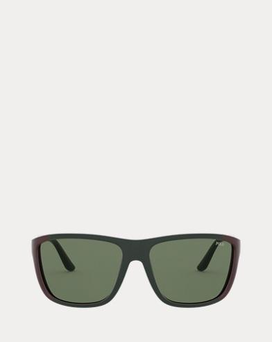 Colour-Blocked Sunglasses