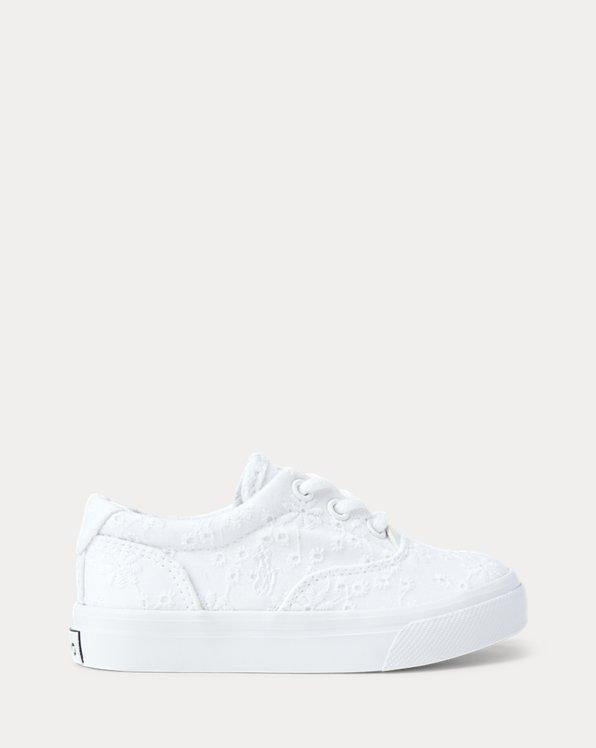 Thornton Eyelet Cotton Sneaker