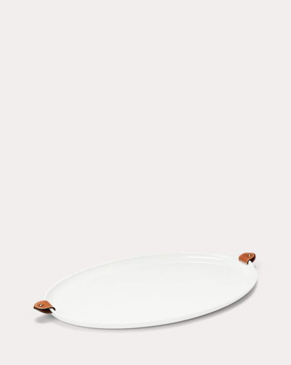 Wyatt Porcelain Large Tray