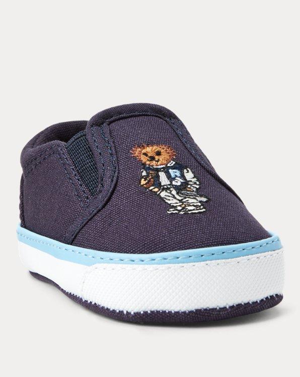 Pick SZ//Color. 2 M Ralph Lauren Layette Darrell II Crib Shoe Infant//Toddler