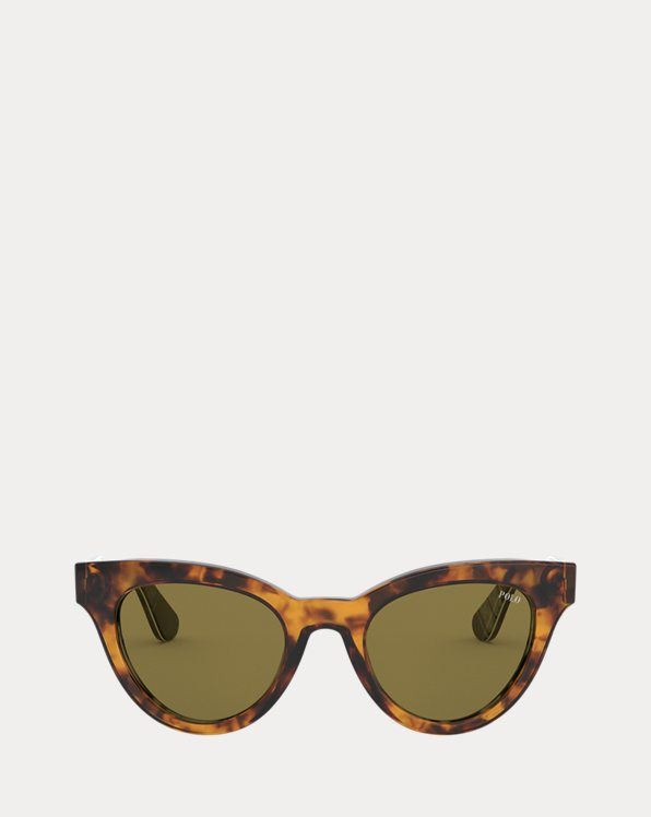 Preppy Cat-Eye Sunglasses