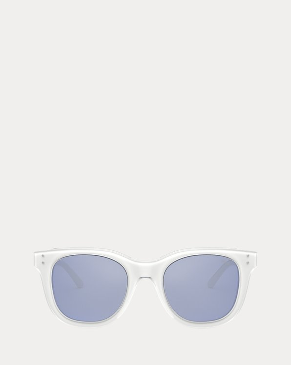 Square-Shaped Sunglasses