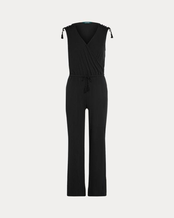 Stretch Jersey Jumpsuit