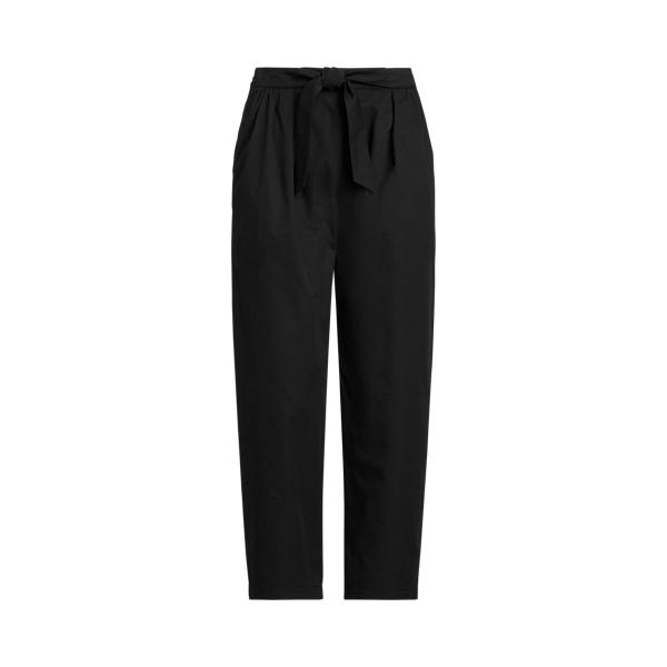 폴로 랄프로렌 Polo Ralph Lauren Cotton Twill Straight Pant,Polo Black