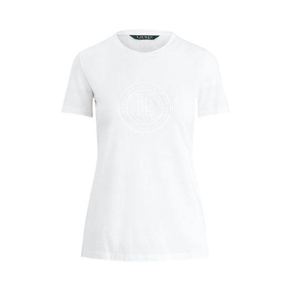 폴로 랄프로렌 Polo Ralph Lauren Graphic Logo Tee,White