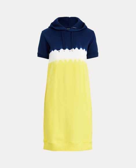 French Terry Sweatshirt Dress