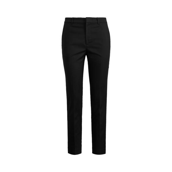 로렌 랄프로렌 팬츠 Polo Ralph Lauren Stretch Cotton-Blend Pant,Polo Black