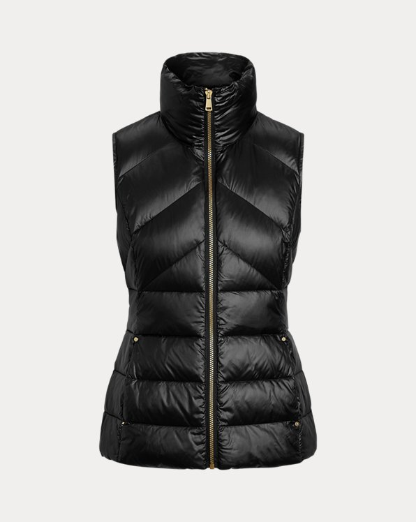 Packable Down Gilet