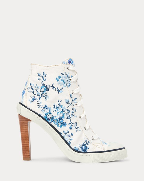 Raelyn Floral Trainer Pump