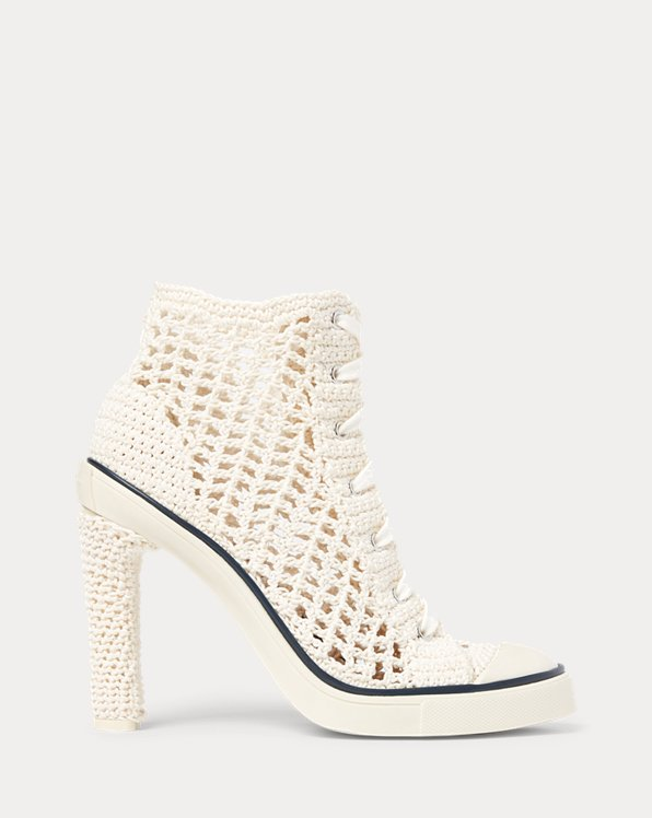 Raelyn Macrame Trainer Pump