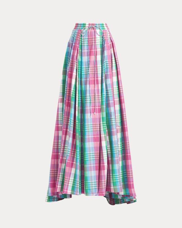 Kimberley Madras Skirt