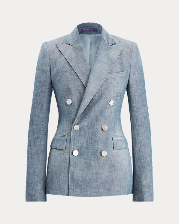 Camden Chambray Jacket